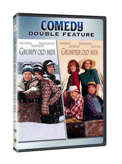 Grumpy Old Men/Grumpier Old Men, New DVD, Various, Various