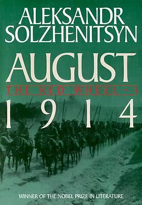 August 1914,Aleksandr Solzhenitsyn,  Acceptable  Book