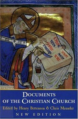 Documents of the Christian Church -  - Good Condition