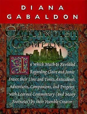 The Outlandish Companion, Diana Gabaldon, Good Book
