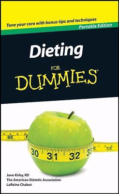 Dieting For Dummies (For Dummies (Lifestyles Paperback)), Consumer Dummies, Good