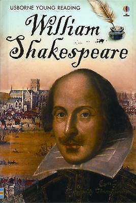 William Shakespeare (Usborne Young Reading Series) by Dickins, Rosie