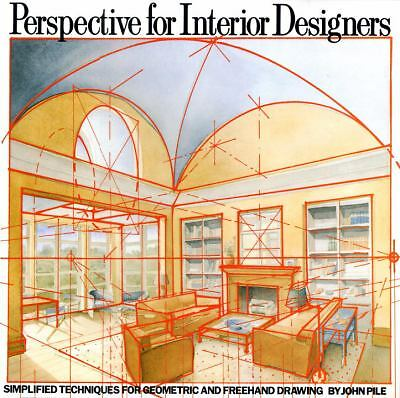 Perspective for Interior Designers, John Pile, Good Book