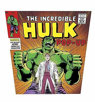 The Incredible Hulk Pop-Up: Marvel True Believers Retro Collection,Marvel Charac