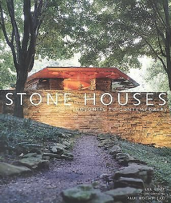 Stone Houses: Colonial to Contemporary, Goff, Lee, Acceptable Book