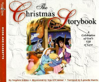 The Word & Song Christmas Storybook (with Cassette), Elkins, Stephen, Acceptable