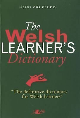 The Welsh Learner's Dictionary, Gruffudd, Heini, Acceptable Book