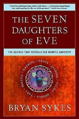 The Seven Daughters of Eve: The Science That Reveals Our Genetic Ancestry, Bryan