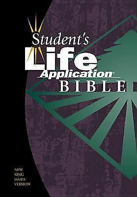 Student's Life Application Bible NKJV, ~, Acceptable Book