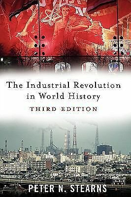 The Industrial Revolution in World History, Peter N Stearns, Acceptable Book