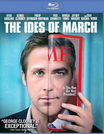 The Ides of March (Blu-ray Disc, 2012)