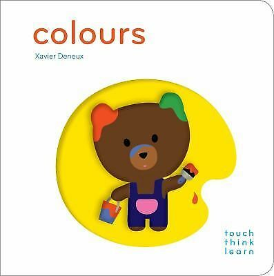 TouchThinkLearn: Colors by Deneux, Xavier