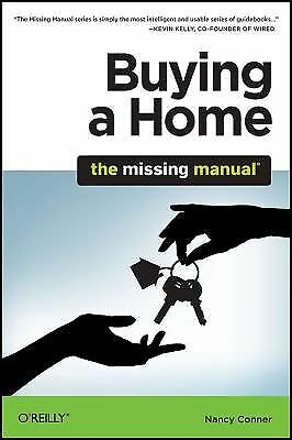 Buying a Home: The Missing Manual, Conner, Nancy, Acceptable Book