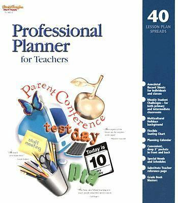 Professional Planner for Teachers, , Good Book