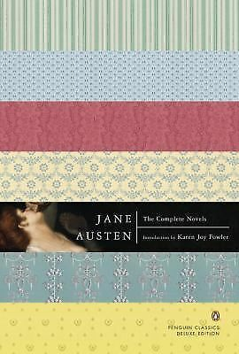 The Complete Novels  (Penguin Classics Deluxe Edition),Jane Austen,  Good Book