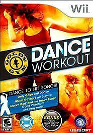 Gold's Gym Dance Workout - Nintendo Wii by UBI Soft
