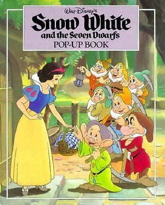 Walt Disney's Snow White and the Seven Dwarfs: Pop Up Book by