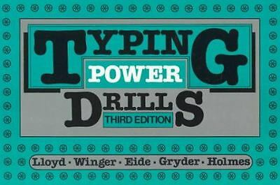 Typing Power Drills