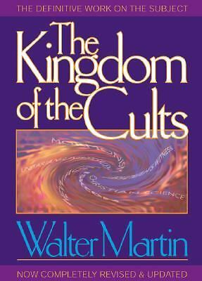 The Kingdom of the Cults, Walter Ralston Martin, Acceptable Book