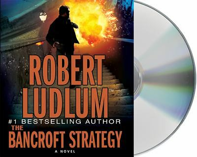 The Bancroft Strategy, Ludlum, Robert, Good Book