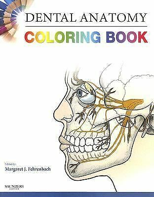 Dental Anatomy Coloring Book, 1e by Saunders