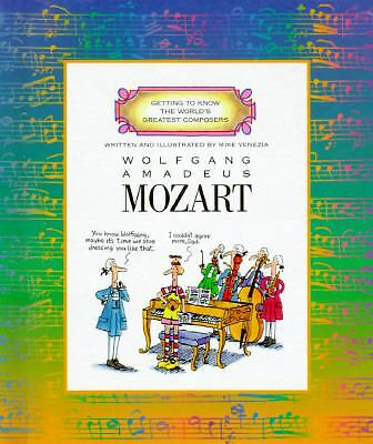 Wolfgang Amadeus Mozart (Getting to Know the World's Greatest Composers), Venezi