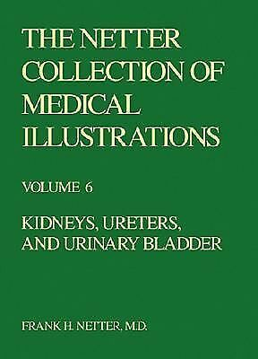 Kidneys, Ureters and Urinary Bladder (Netter Collection of Medical Illustration
