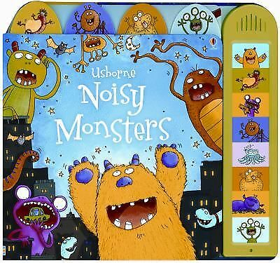Noisy Monsters by Greenwell, Jessica