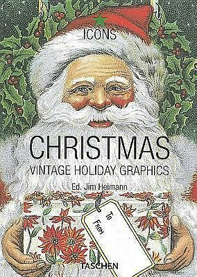 Christmas: Vintage Holiday Graphics (Icons), , Good Book