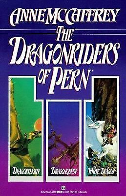 The Dragonriders of Pern - Anne McCaffrey - Good Condition