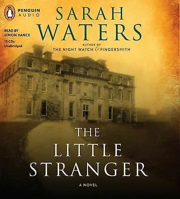 The Little Stranger, Waters, Sarah, Good Book