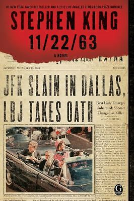 11/22/63: A Novel, King, Stephen, Acceptable Book