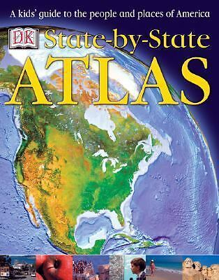 State-by-State Atlas, DK Publishing, Good Book