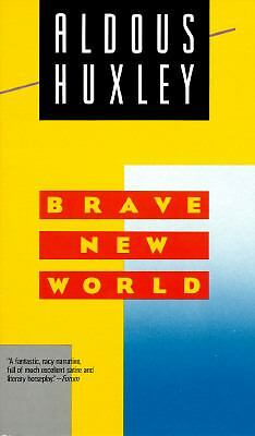 Brave New World - Aldous Huxley - Good Condition