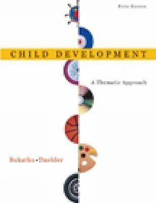 Child Development: A Thematic Approach, Daehler, Marvin W., Bukatko, Danuta, Acc