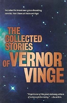 The Collected Stories of Vernor Vinge, Vinge, Vernor, Good, Books