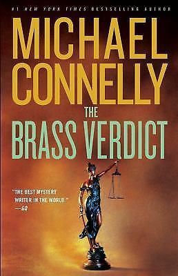 The Brass Verdict: A Novel (Harry Bosch), Michael Connelly, Good, Books