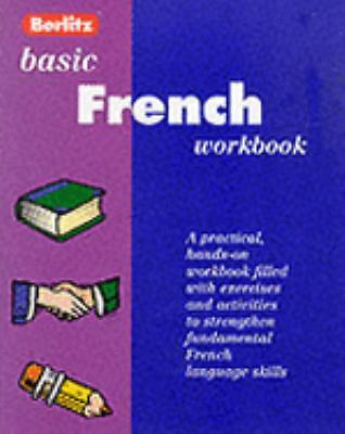 Basic French Workbook (Workbook Series , Level 1) (French Edition) by Berlitz P