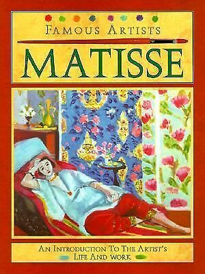 Matisse (Famous Artists Series) by Mason, Antony