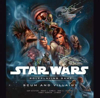 Scum and Villainy (Star Wars Roleplaying Game), Rodney Thompson, Owen K. C. Step