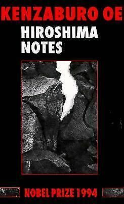 Hiroshima Notes, Oe, Kenzaburo, Acceptable Book