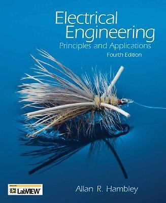 Electrical Engineering: Principles and Applications, 4th Edition, Hambley, Allan