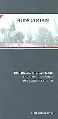 Hungarian-English, English-Hungarian Dictionary & Phrasebook (Hippocrene Dictio