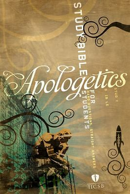 Apologetics Study Bible For Students, Hardcover by