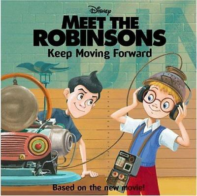 Meet the Robinsons: Keep Moving Forward, Emmons, Katherine, Good Book