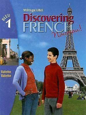 Discovering French Nouveau: Student Edition Level 1 2004 (English and French Edi