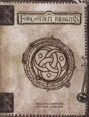 Forgotten Realms Campaign Setting (Dungeons & Dragons d20 3.0 Fantasy Roleplayi