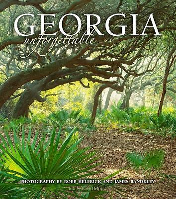 Georgia Unforgettable (Cumberland Island Cover), photography by James Randklev,