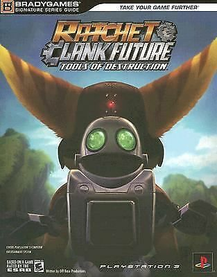 Ratchet & Clank Future: Tools of Destruction Signature Series Guide (Brady Games