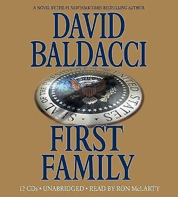 First Family (King & Maxwell) by Baldacci, David